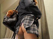 New Half Schoolgirl Rio Asahina