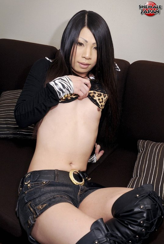 Mistress of the Dark Rei Sugimoto