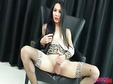 Horny Asian Tgirl Pattaya Babe Susie