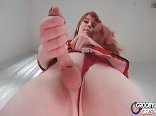 Erica Cherry Big Cock Tgirl Babe